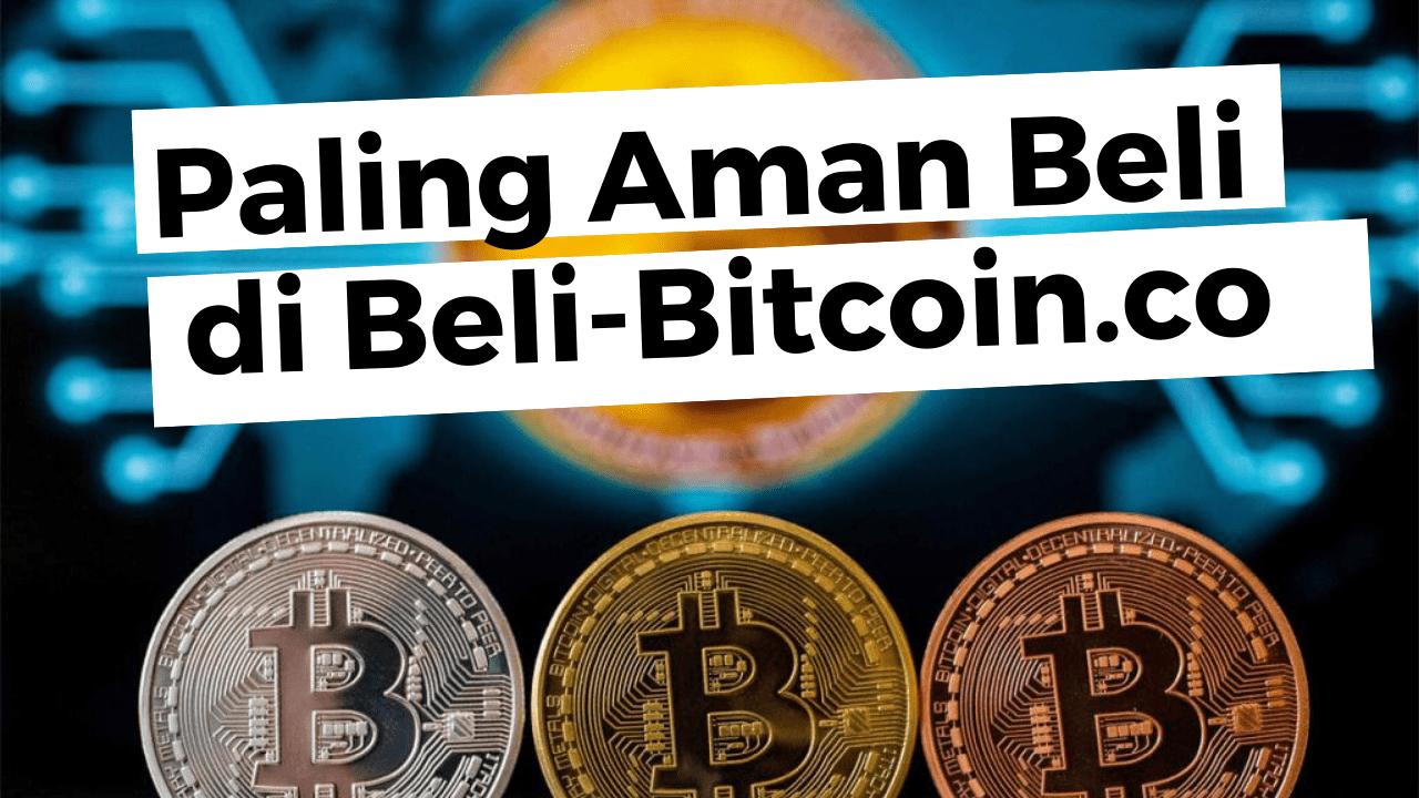 Beginilah Cara Aman Untuk Investasi Bitcoin