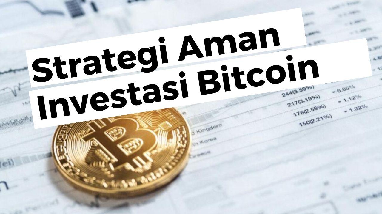 Investasi Bitcoin, Kira-Kira Aman Gak Sih? | Coinvestasi