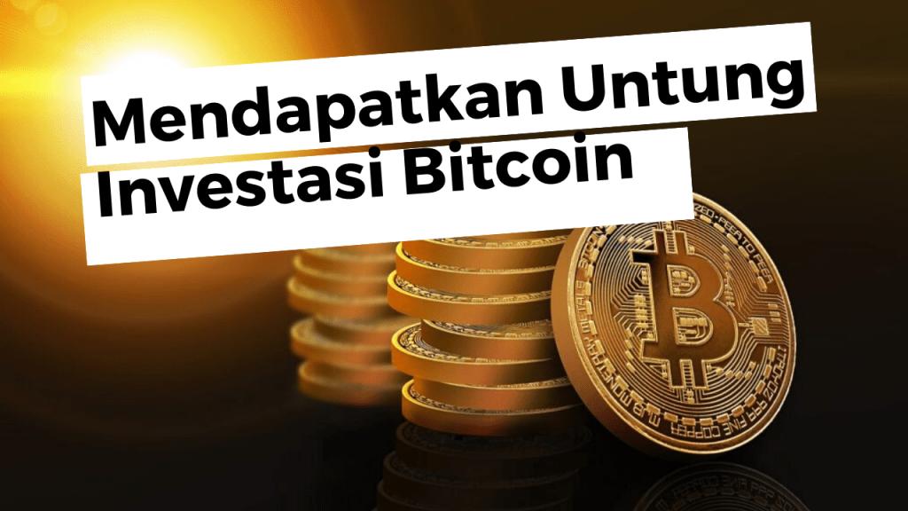 cara untung jual beli bitcoin