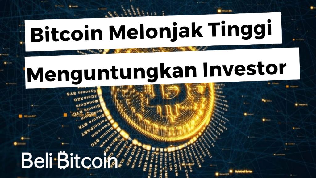 Perlukah milenial investasi bitcoin?